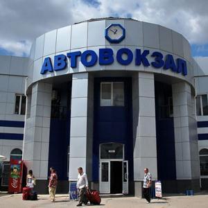 Автовокзалы Вологды