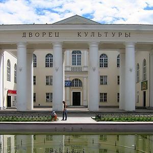 Дворцы и дома культуры Вологды