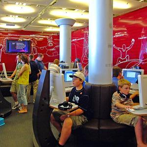 Интернет-кафе Вологды