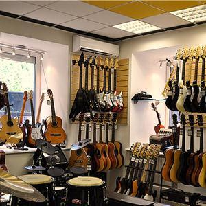 Музыкальные магазины Вологды