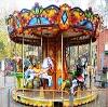 Парки культуры и отдыха в Вологде