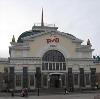 Железнодорожные вокзалы в Вологде