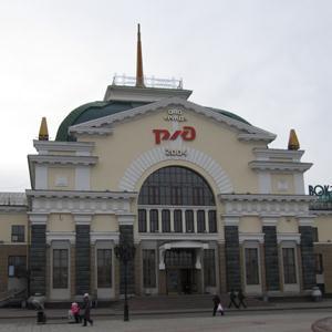 Железнодорожные вокзалы Вологды